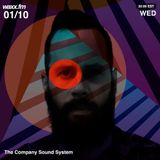 The Company Sound System on @WAXXFM - 01/10/18