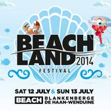 "Dance-Tunes Radioshow - ""Beachland Mainstage-mix"""