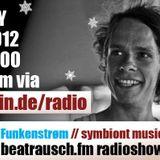 beatrausch.fm radioshow #007 // Funkenstrøm (Symbiont Music)