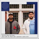 Slick & Ray Escobar - 28th April 2018.