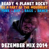 KEEP IT MOVIN´ Bass-n-Rap Mix Dez2014 // Illusion & Funky k