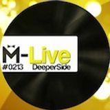 M-Live #0213 deeper side