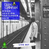 Room Session September 2018 / House + Tech