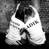 Adik & Ksenia Pavlova - Live at Gioia Party 12.10.2019