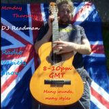Mondays Radio Variety Show: Jet Noir/ Beachy Head features