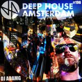 DEEP HOUSE AMSTERDAM #196 MONTREAL EDITIONS FEB/2017