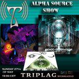 Alpha Source Show (0512) - The Voyage. Indigo Generation. ATOAM