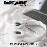 The Bassment w/ DJ Exodus 05.25.18 (Hour One)
