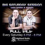 Big Saturday Session - 23rd April 16 (Mark McCabe Interview)