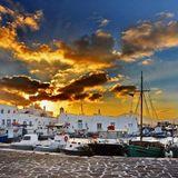 MrDedes @ Barbarossa Greek restaurant / sunset/ summer 2018 vol1