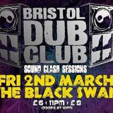 Dr...Um @ Bristol Dub Club - March 2012