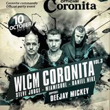 Steve Judge, Miamisoul, Daniel Nike - Wlcm Coronita vol.3 @ Irish Castle Pub 2015.10.10
