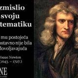 Znanost na eteru - Sir Isac Newton - 19.11.2014.