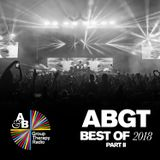 Group Therapy Best of 2018 pt. 2 with Above & Beyond