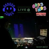 Xander James - Live @ Odds + Ends [Prince Bandroom] | Oveous Going Away Jam (15-07-2017)