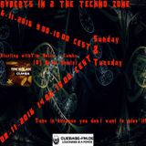 RvBeats In 2 The Techno Zone CuebaseFM Episode from Sunday 06 & Tuesday 08-11-2016