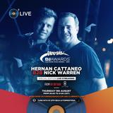 DJ Awards Radio Show 2018 #5 - Special Guest Hernan Cattaneo b2b Nick Warren  @Pure Ibiza Radio5