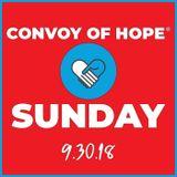 Convoy of Hope Sunday. 9.30.18