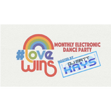 Love Wins: Summer Sizzle. Live DJ set from Fort Collins, Colorado.