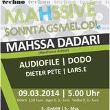 Lars.E - Mahssive Sonntagsmelodie@ Kult 09.03.14 (Promo Mix Part 1