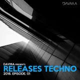 DAVMA - Releases TECHNO 2016 - #01