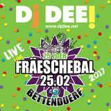 Dj Dee - Live @ Fräeschenbal 2017