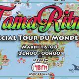 TamaRitmo - Special Tour du Monde #2
