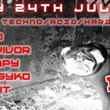 NOCID @ DFC LIVE CLUB LIEGE 24/07/15