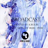 Broadcast S01E12(hosted by K.Bolas)