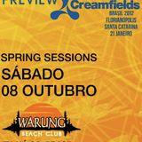 Rodrigo Ferrari, Live @ Warung, October 8th 2011 - Part 1.