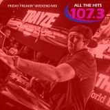 Friday 2/13/2015 LIVE MIX on DC's 1073 FM #FridayFreakinWeekendMix