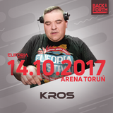 KROS live at EUFORIA FESTIVALS - BACK & FORTH 3.0 (Toruń, Poland 2017-10-14)