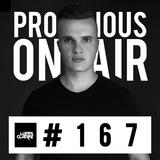 Luppi Clarke - Prodigious On-Air #167