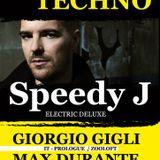 Speedy J at _Roma Europa Festival_ @ Brancaleone (Rome   Italy)   5 November 2011