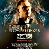 Snaz - LIVE @ Trancegression pres. Mainline Tour (Melbourne) feat. Will Atkinson (UK) - 18 JUL 2014