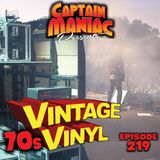 Episode 219 / Vintage 70s Vinyl