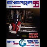Energia 95 Session XVIII - Viernes 8 de Julio - Sergio Torres Live & Divos In The Mix