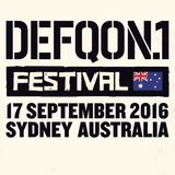 Angerfist @ Defqon.1 Australia 2016 - Black Stage