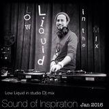 Low Liquid in DJ mix @Sound of Inspiration (Jan 2016)