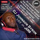 DJ Byron Johnson Presents The Deep House Session Live On HBRS  16 -11 -17