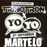 Trinotron x YoYo (Live Recording)