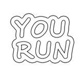 you run - 879