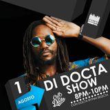 Di Docta Show - Urbano 106 (105.9FM) - 01 Agosto 2017 - ESTRENOS Roots & Dancehall by Nesta