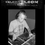 DJ DAVOTED VOCAL DEEP & HOUSE LIVE MIX EXILED ASIA JANUARY 2015