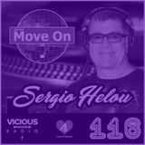 Move On // 116 // Sergio Helou