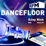 RFM DANCEFLOOR 92-01 By DJay Rich 31-01-2015
