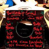 Battleship Sound @ C'mon Everybody 1.31.16 - Part I - LUZ MOB - FIXED!