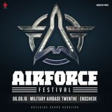 D-fence & Crossfiyah @ Airforce Festival 2016 (Airport Twente, Holland) [FREE DOWNLOAD]