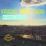 Krucial Noise Radio Show #013 w / Mr. BROTHERS