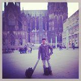 Timothy Fall liveset @ 'Frühstyle Am Scheuen Reh' Köln Germany